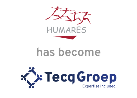 Humares has become TecqGroep